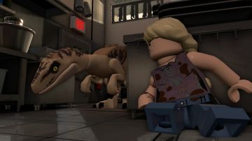 Immagine -2 del gioco LEGO Jurassic World per PlayStation 3