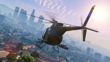 Immagine -5 del gioco Grand Theft Auto V - GTA 5 per PlayStation 4