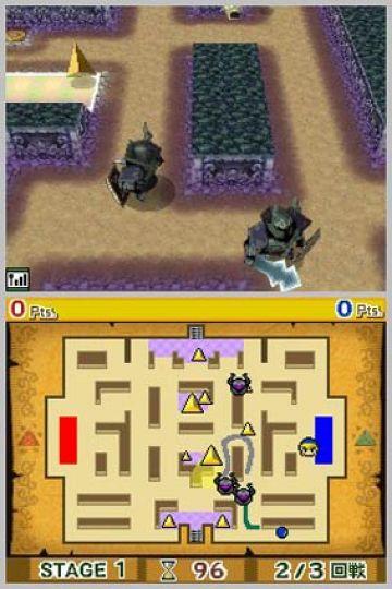 Immagine -3 del gioco The Legend of Zelda: Phantom Hourglass per Nintendo DS