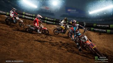Immagine 0 del gioco Monster Energy Supercross - The Official Videogame per Playstation 4