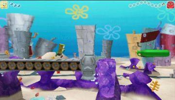 Immagine -2 del gioco SpongeBob Squarepants: il Vendicatore in Giallo per PlayStation PSP