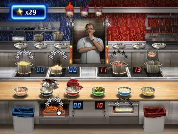 Immagine -1 del gioco Hell's Kitchen: The Video Game  per Nintendo Wii