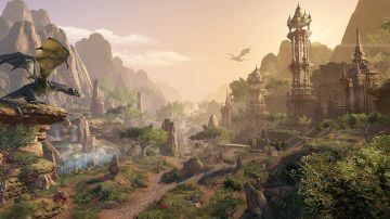 Immagine -5 del gioco The Elder Scrolls Online: Elsweyr per PlayStation 4