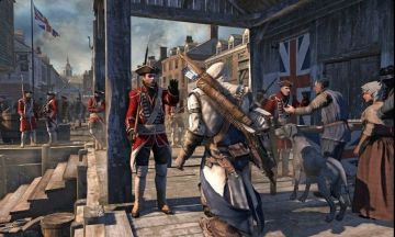 Immagine -4 del gioco Assassin's Creed III per Xbox 360