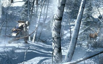 Immagine -3 del gioco Assassin's Creed III per Xbox 360