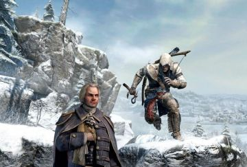 Immagine -2 del gioco Assassin's Creed III per Xbox 360