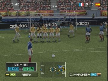 Immagine -4 del gioco Pro Evolution Soccer 2009 per PlayStation 2
