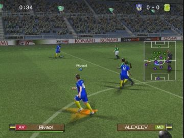 Immagine -3 del gioco Pro Evolution Soccer 2009 per PlayStation 2
