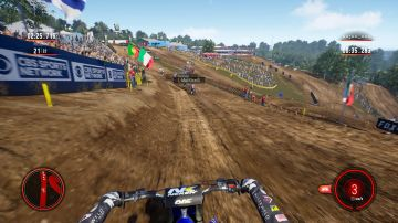 Immagine -2 del gioco MXGP 2019: The Official Motocross Videogame per PlayStation 4