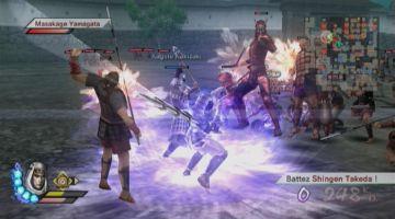 Immagine -5 del gioco Samurai Warriors 3 per Nintendo Wii