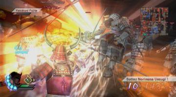 Immagine -4 del gioco Samurai Warriors 3 per Nintendo Wii