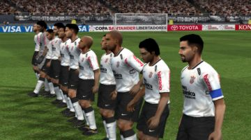 Immagine -5 del gioco Pro Evolution Soccer 2011 per Nintendo Wii