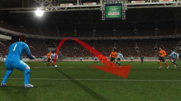 Immagine -2 del gioco Pro Evolution Soccer 2011 per Nintendo Wii