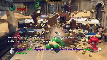 Immagine -2 del gioco LEGO Marvel Super Heroes per Nintendo Wii U