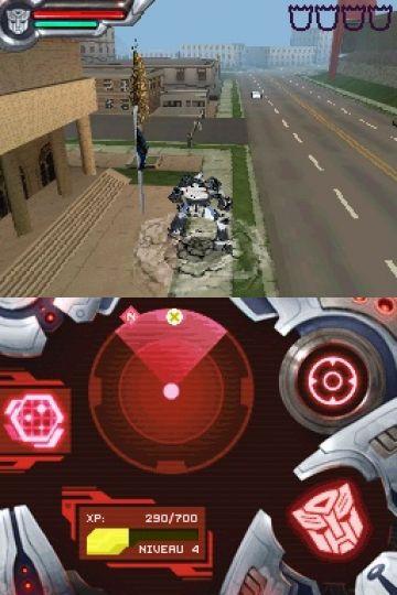 Immagine -4 del gioco Transformers: Autobots per Nintendo DS