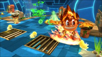 Immagine -1 del gioco PAC-MAN e le Avventure Mostruose 2 per Nintendo Wii U