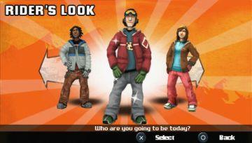 Immagine -5 del gioco Shaun White Snowboarding per PlayStation PSP