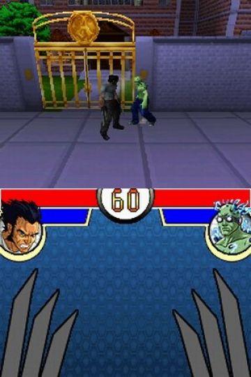 Immagine -13 del gioco Marvel Nemesis: L'Ascesa degli Esseri Imperfetti per Nintendo DS