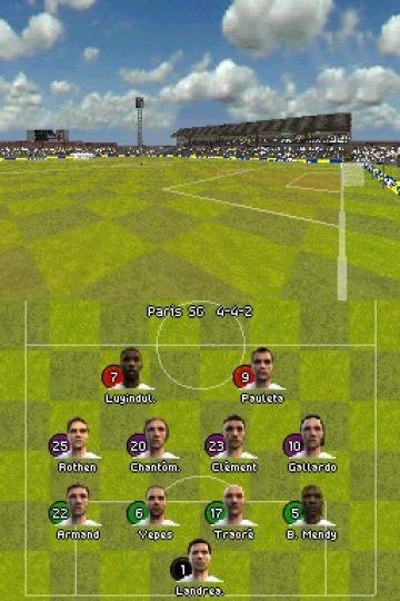 Immagine -4 del gioco FIFA 08 per Nintendo DS