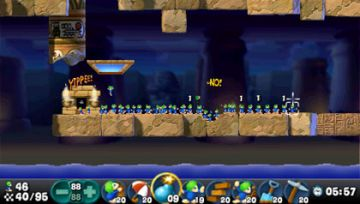 Immagine -2 del gioco Lemmings per Playstation PSP