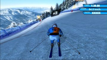 Immagine -5 del gioco Winter Sports 2009: The Next Challenge per Xbox 360