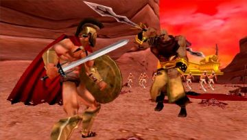 Immagine -1 del gioco 300: March to Glory per PlayStation PSP