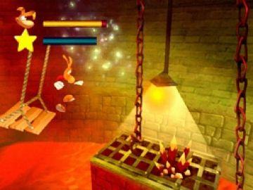 Immagine -3 del gioco Rayman Raving Rabbids per Nintendo DS
