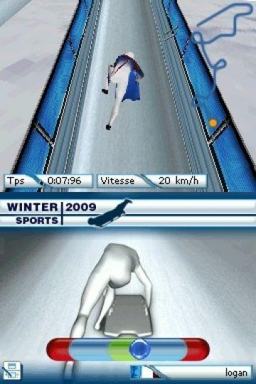Immagine -8 del gioco Winter Sports 2009: The Next Challenge per Nintendo DS