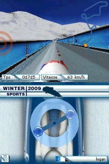 Immagine -3 del gioco Winter Sports 2009: The Next Challenge per Nintendo DS