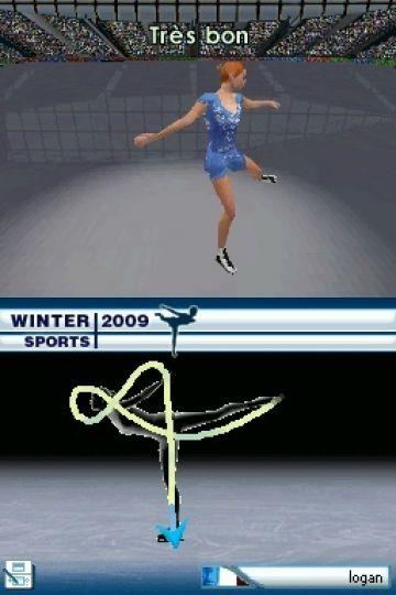 Immagine -1 del gioco Winter Sports 2009: The Next Challenge per Nintendo DS