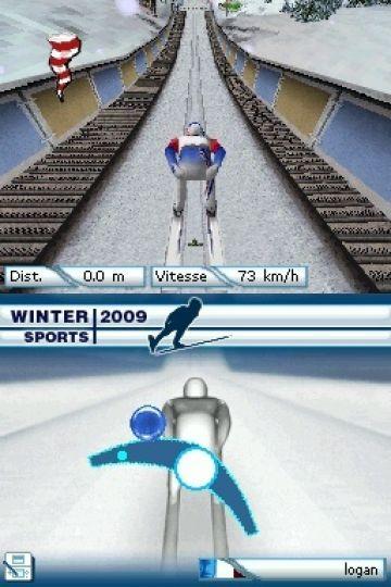 Immagine -11 del gioco Winter Sports 2009: The Next Challenge per Nintendo DS
