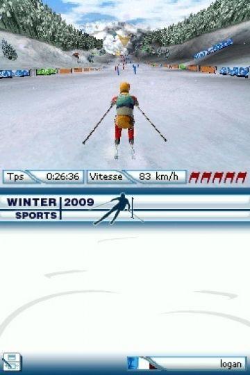 Immagine -10 del gioco Winter Sports 2009: The Next Challenge per Nintendo DS