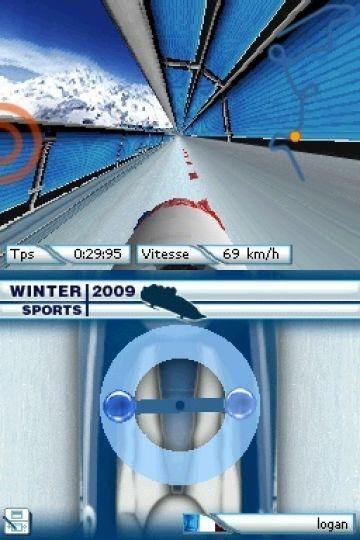 Immagine -9 del gioco Winter Sports 2009: The Next Challenge per Nintendo DS