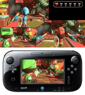 Immagine -11 del gioco Nintendo Land per Nintendo Wii U