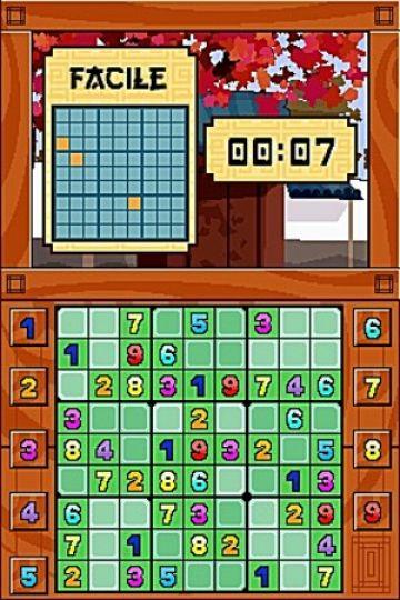 Immagine -4 del gioco Zendoku per Nintendo DS