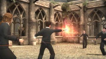 Immagine -5 del gioco Harry Potter e l'Ordine della Fenice per Nintendo Wii