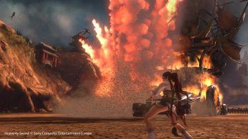 Immagine -2 del gioco Heavenly Sword per PlayStation 3