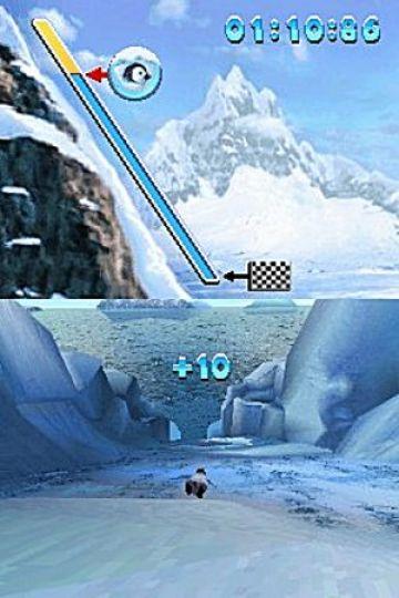 Immagine -10 del gioco Happy Feet per Nintendo DS