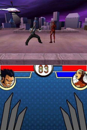 Immagine -15 del gioco Marvel Nemesis: L'Ascesa degli Esseri Imperfetti per Nintendo DS