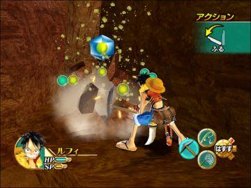 Immagine -1 del gioco One Piece: Unlimited Cruise 1 per Nintendo Wii