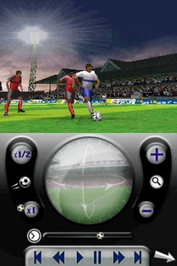 Immagine -4 del gioco FIFA 07 per Nintendo DS