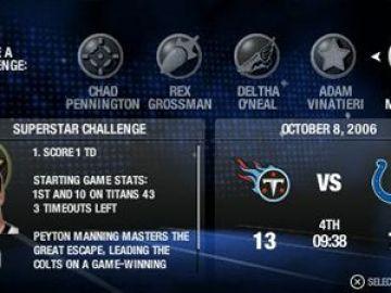 Immagine -2 del gioco Madden NFL 08 per PlayStation PSP
