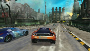 Immagine -3 del gioco Split/Second: Velocity per PlayStation PSP