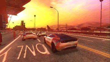 Immagine -1 del gioco Split/Second: Velocity per PlayStation PSP