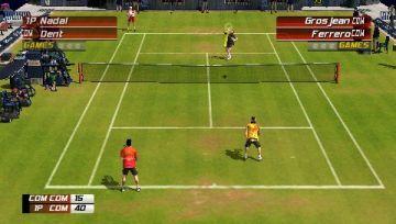 Immagine -2 del gioco Virtua Tennis 3 per PlayStation PSP