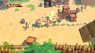 Immagine -2 del gioco Asterix & Obelix XXL3: The Crystal Menhir per Xbox One