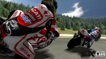 Immagine -4 del gioco SBK-08 Superbike World Championship per PlayStation PSP
