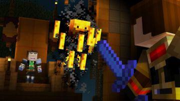 Immagine -1 del gioco Minecraft: Story Mode per PlayStation 3