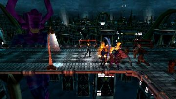 Immagine -4 del gioco Marvel: La Grande Alleanza per Playstation PSP
