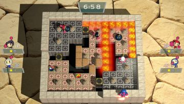 Immagine -1 del gioco Super Bomberman R per Nintendo Switch